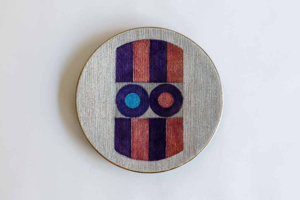 Plate Del Campo by Gio Ponti for sale