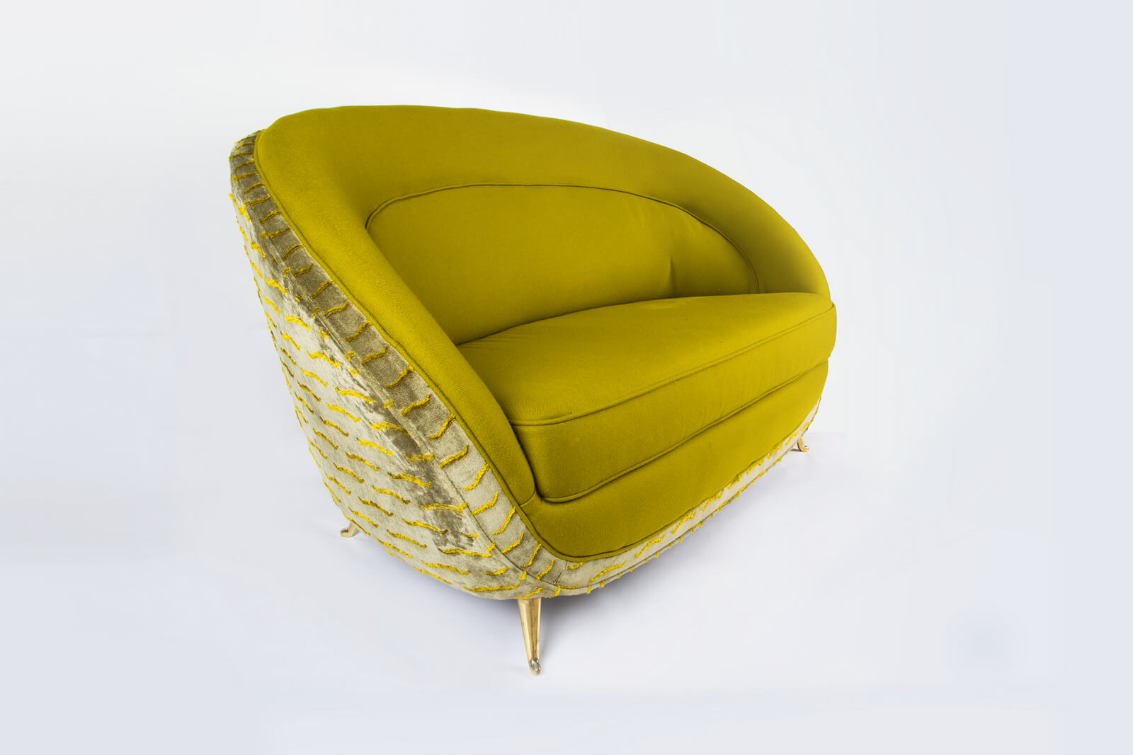 Sofa by Guglielmo Veronesi for sale
