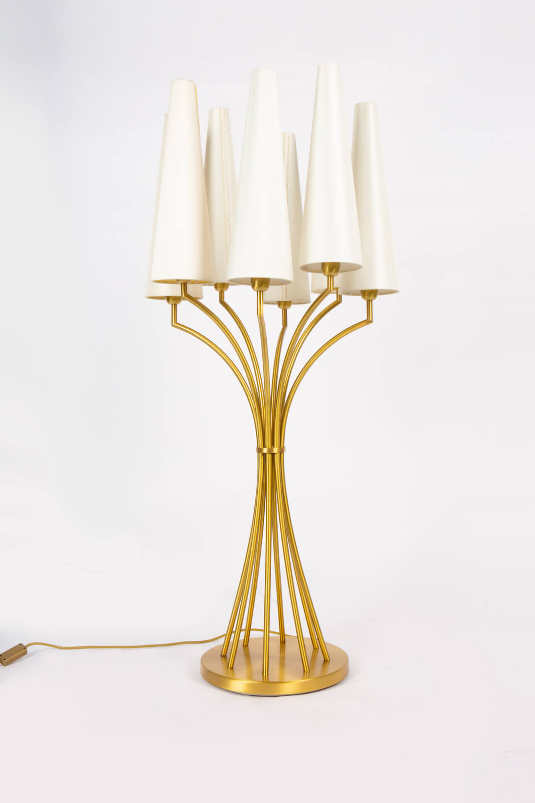 Table lamp Vela by Aldo Tura for sale