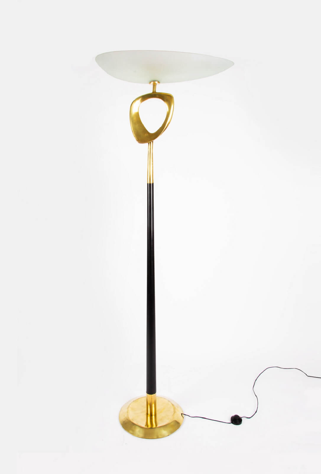 Floor lamp by Max Ingrand for sale