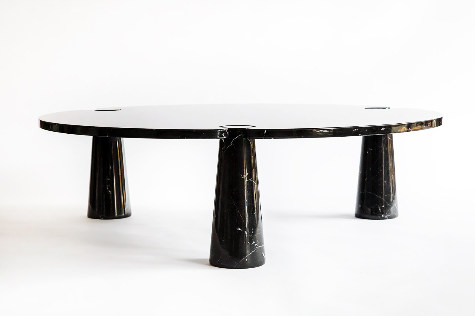 Coffee table Serie Eros by Angelo Mangiarotti for sale