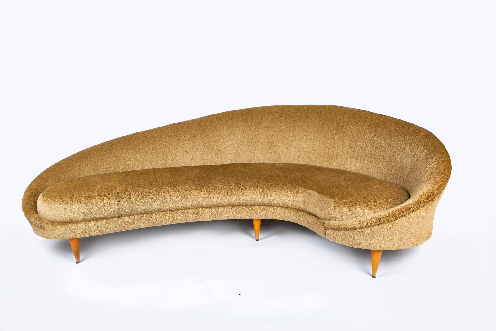 Sofa Curved by Federico Munari for sale
