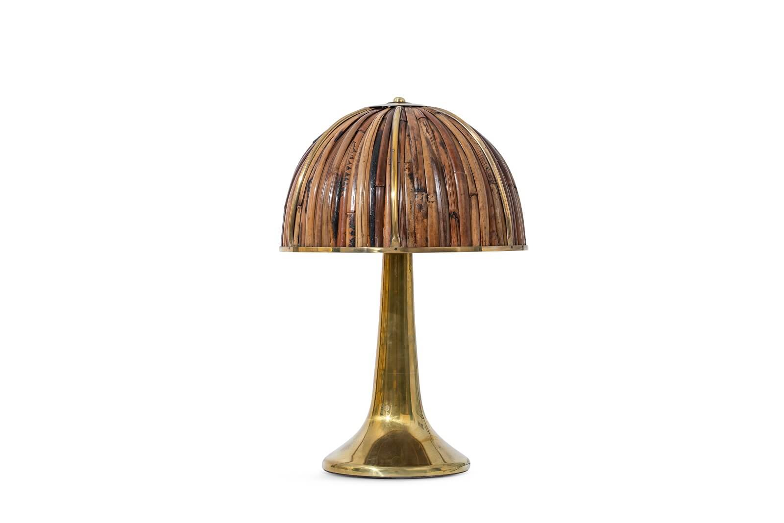 Table lamp Fungo by Gabriella Crespi for sale