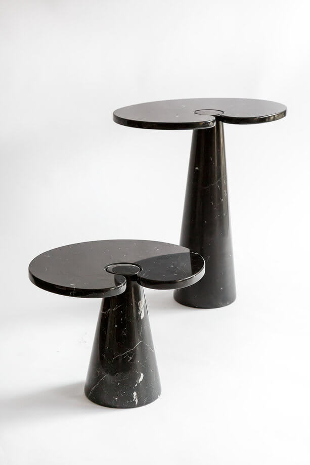 Coffee table Serie Eros | Low by Angelo Mangiarotti for sale