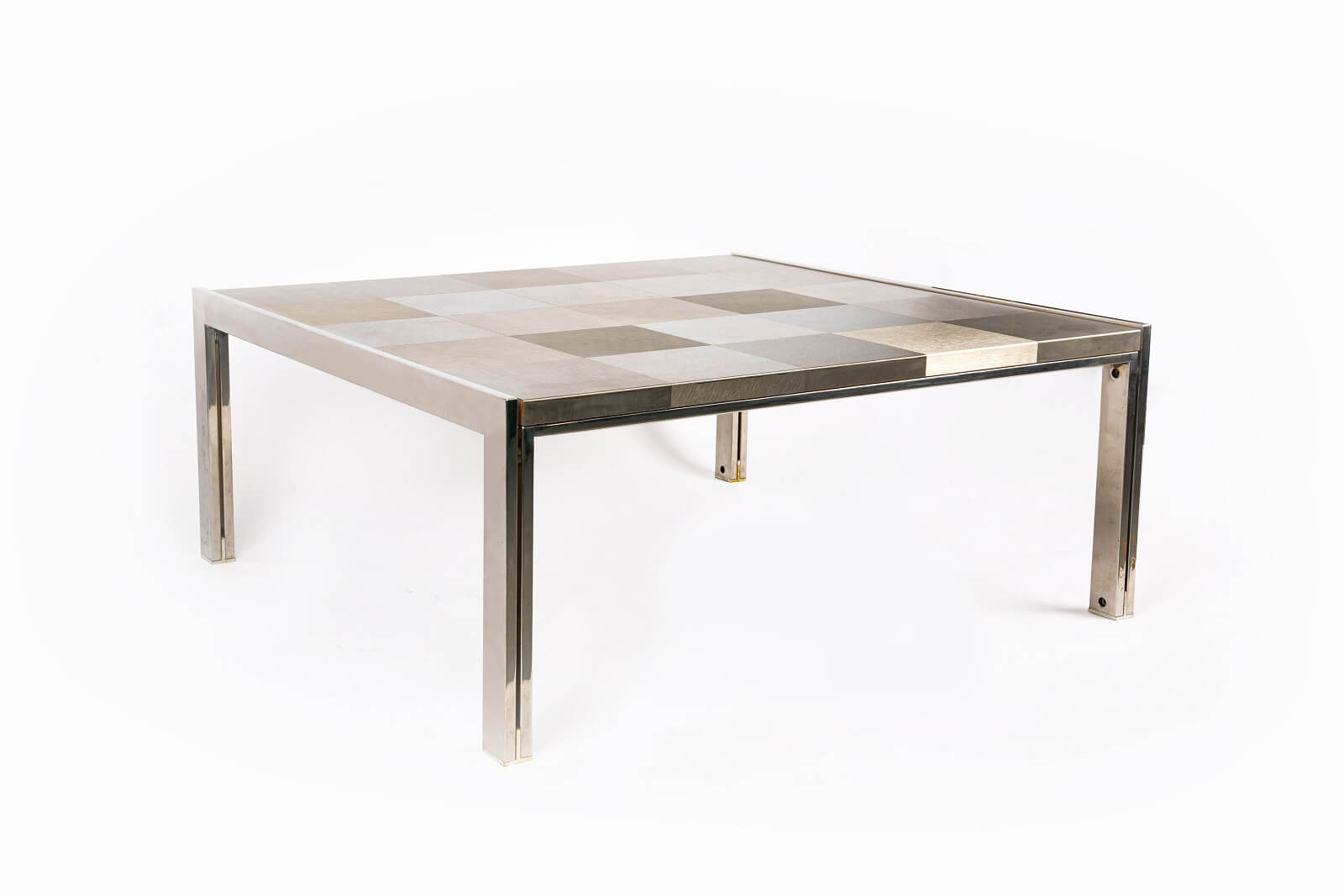 Coffee table Luar by Ross Littell for sale