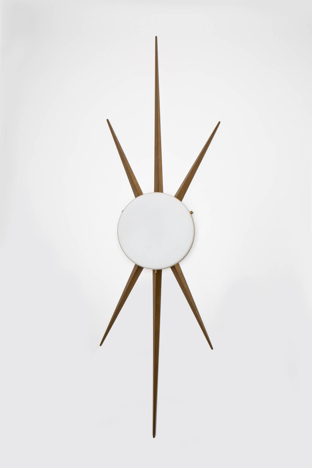 Wall lamp by Angelo Lelli for sale