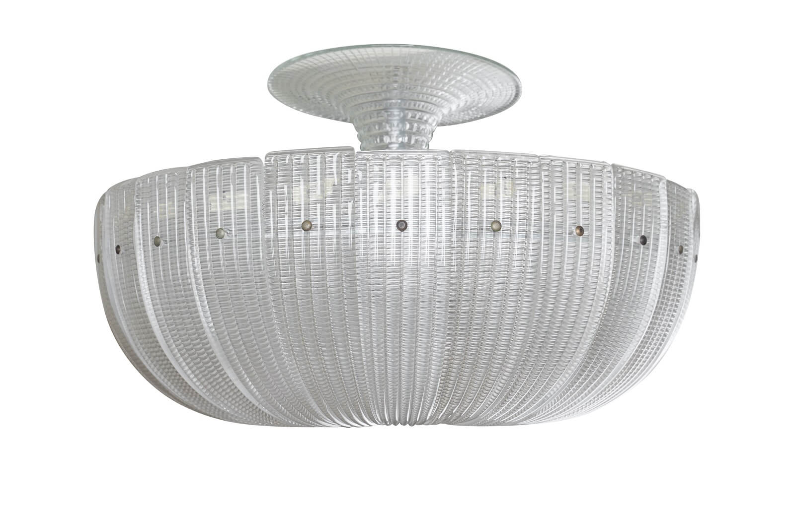 Ceiling lamp mod. 5305 by Venini for sale