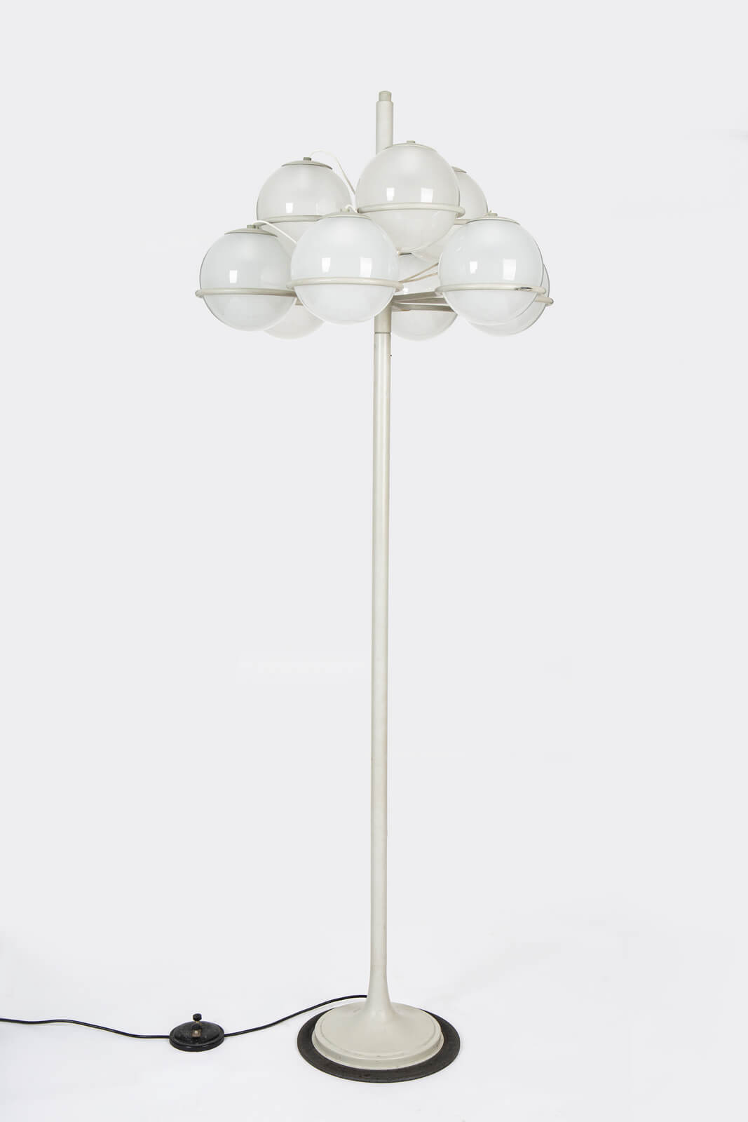 Floor lamp by Gino Sarfatti for sale