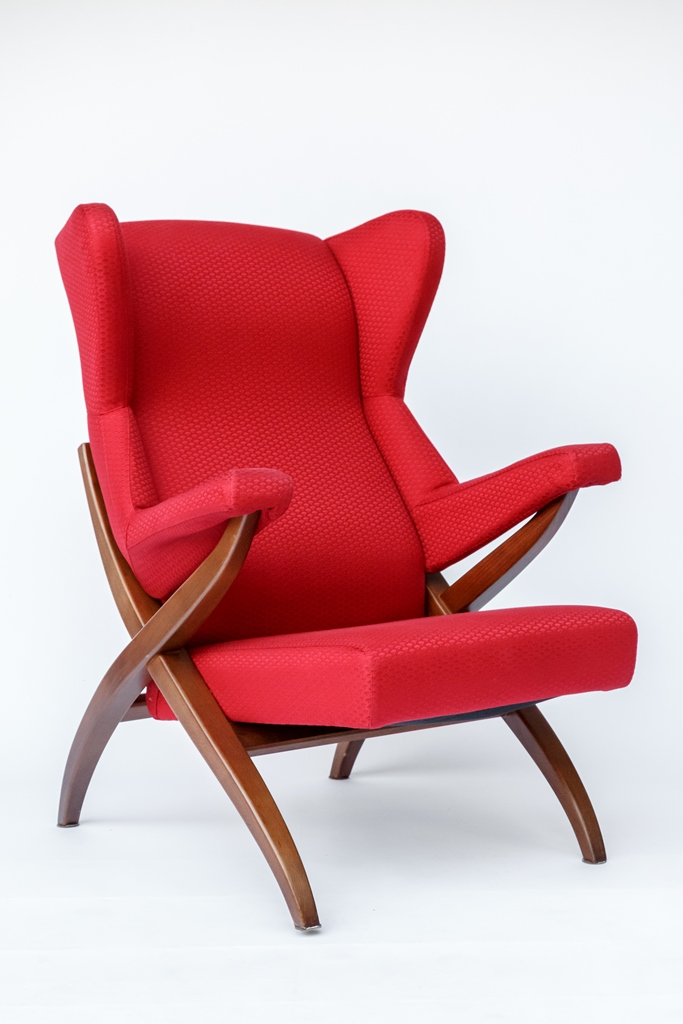 Armchair Fiorenza by Franco Albini for sale