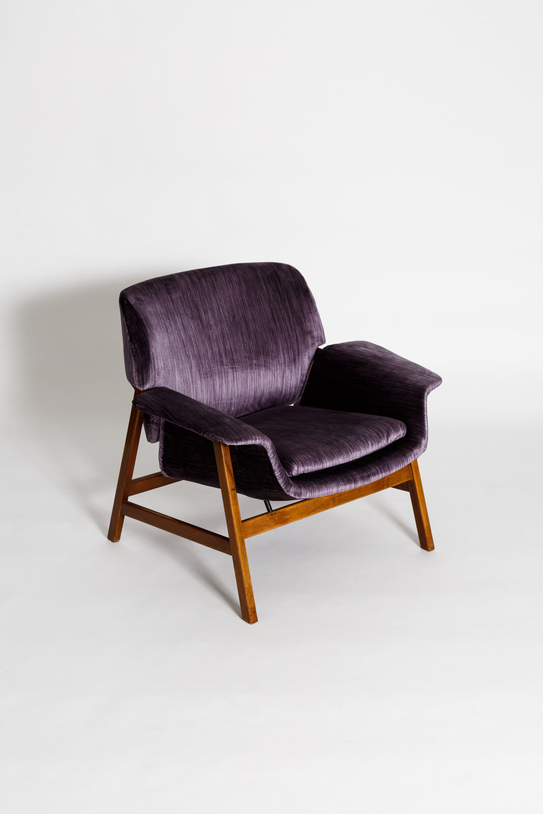 Armchair model 849 by Gianfranco Frattini for sale