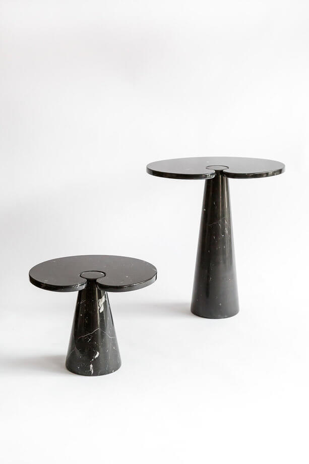 Coffee table Serie Eros | Tall by Angelo Mangiarotti for sale