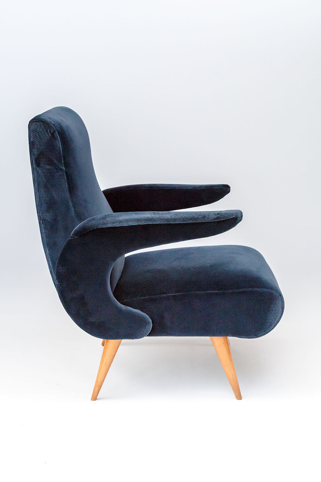 Armchair by Manifattura Cantu for sale